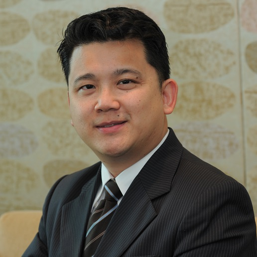 TF Cheng, CFA, Managing Partner, New Silk Road Financial